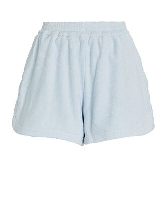 Cruise Cotton Terry Shorts, LIGHT BLUE, hi-res
