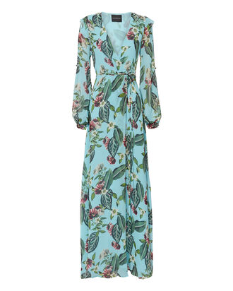 Mayflower Maxi Dress, MULTI, hi-res