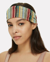 Striped Headband, MULTI, hi-res