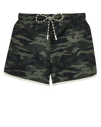 Passport Camouflage Shorts, OLIVE, hi-res