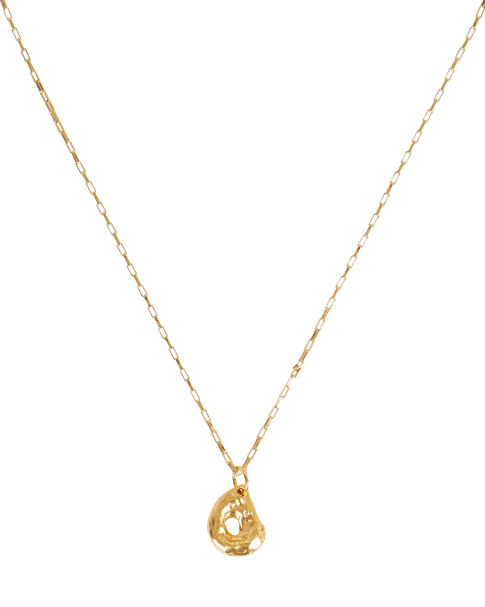 The Domain of Night Necklace, GOLD, hi-res