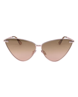 Nero Cat Eye Sunglasses, ROSE, hi-res