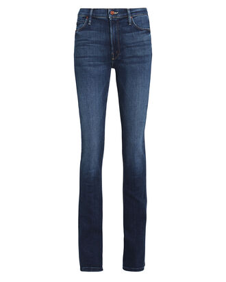 The Runaway High Rise Jeans, DARK WASH DENIM, hi-res