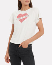 I Love My Mom Classic T-Shirt, WHITE, hi-res
