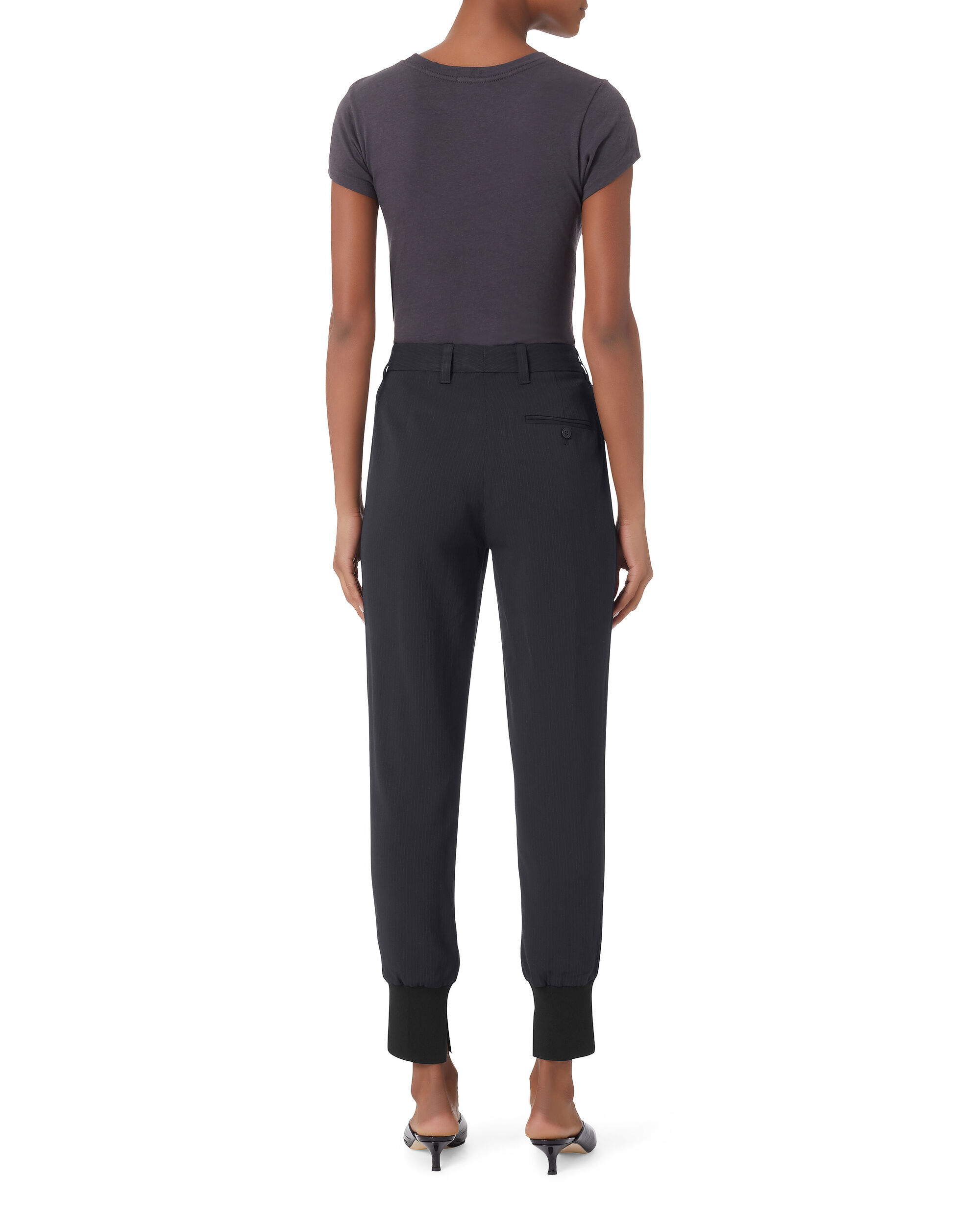 Midnight Suiting Jogger Pants, BLUE-DRK, hi-res