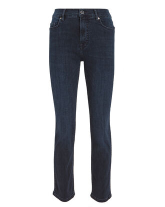Skinny Cropped Jeans, DENIM-DRK, hi-res