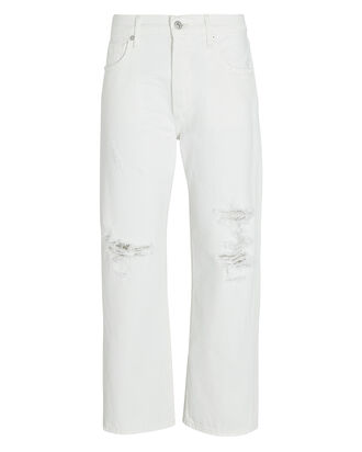 Emery High-Rise Relaxed Crop Jeans, IVORY, hi-res