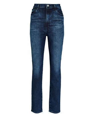 1212 Runaway High-Rise Slim Straight Jeans, AMICA, hi-res