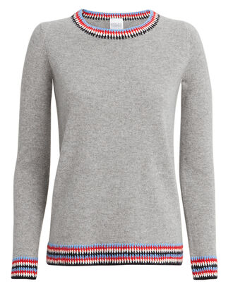 Composa Grey Sweater, GREY, hi-res