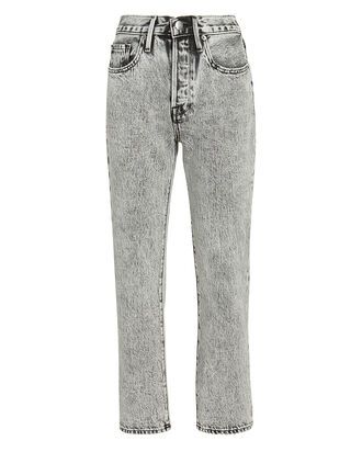 Le Original Straight-Leg Jeans, VENDOME GREY, hi-res