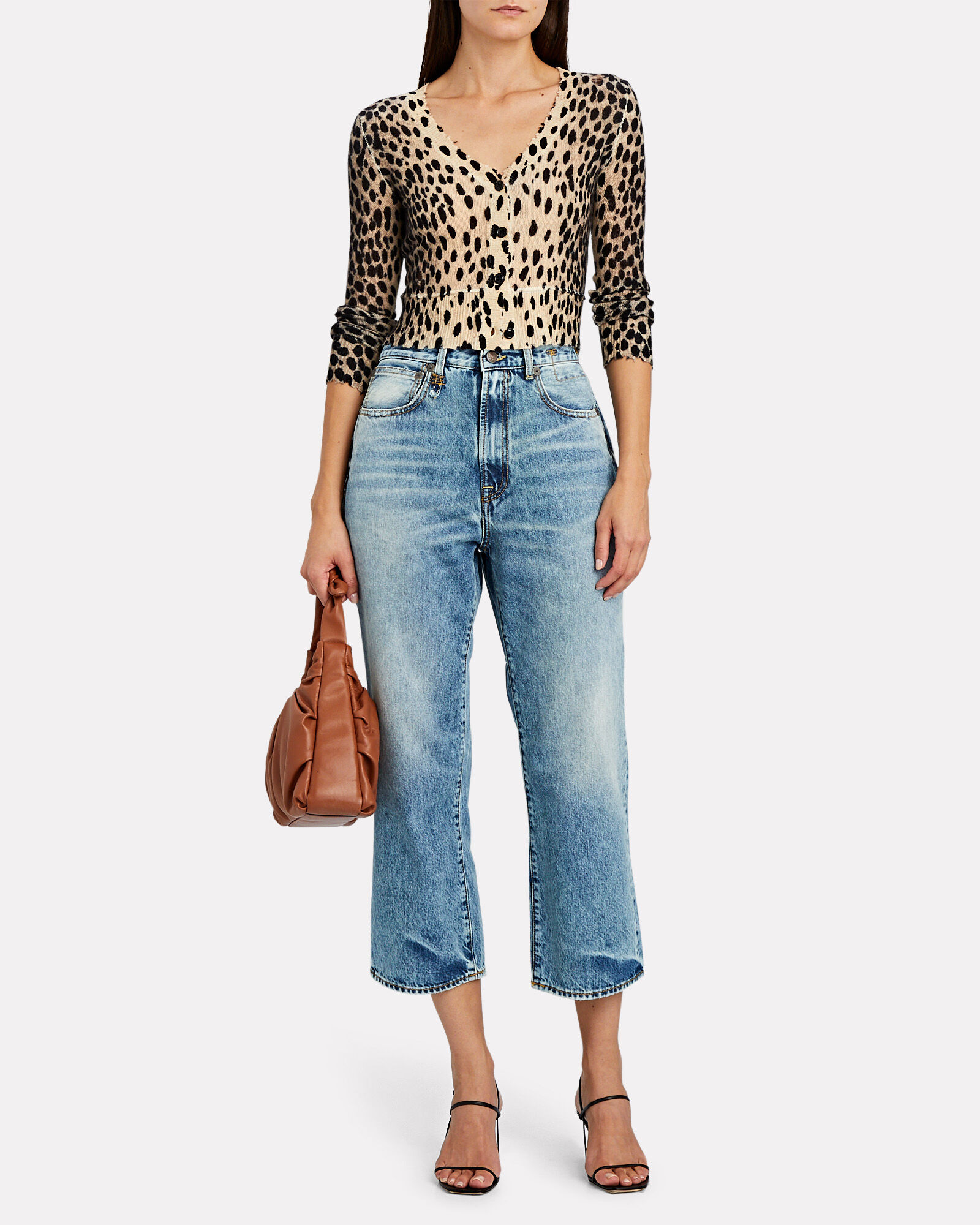 Royer Cropped Straight-Leg Jeans, DENIM-LT, hi-res