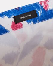 Yenky Logo Canvas Tote Bag, WHITE/BLUE/RED, hi-res