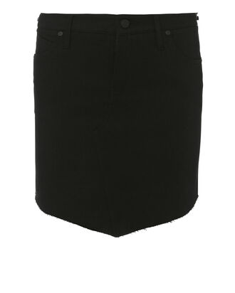 Simone Jet Vixen Mini Skirt, BLACK, hi-res