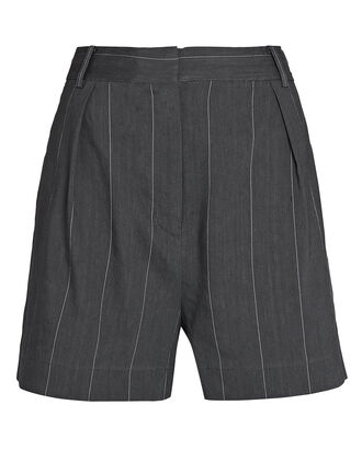 Isselin Striped Shorts, MULTI, hi-res