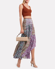 Scout Floral Patwork Skirt, MULTI, hi-res