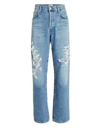 Emery High-Rise Relaxed Crop Jeans, DENIM, hi-res
