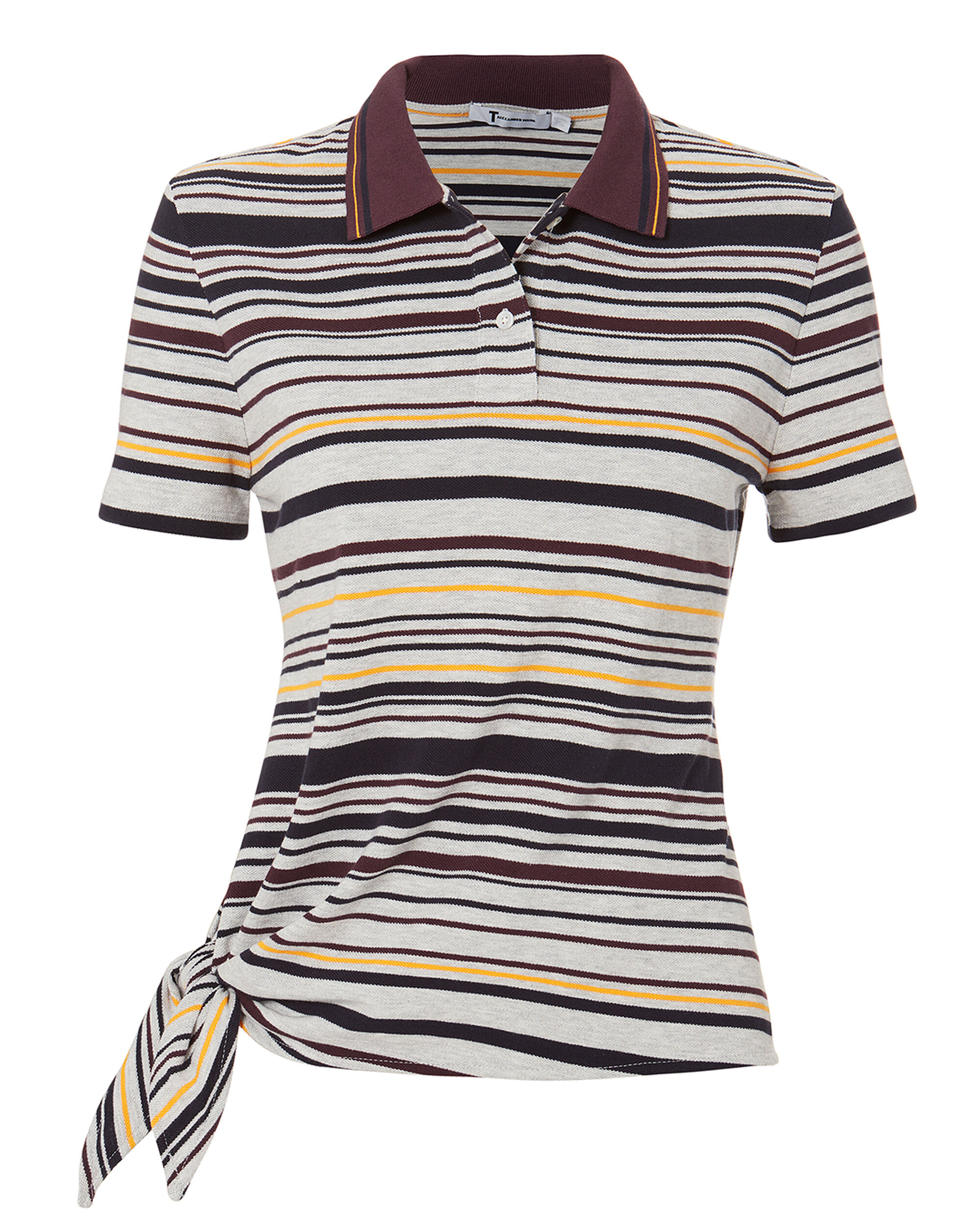 Side Knot Polo, MULTI, hi-res
