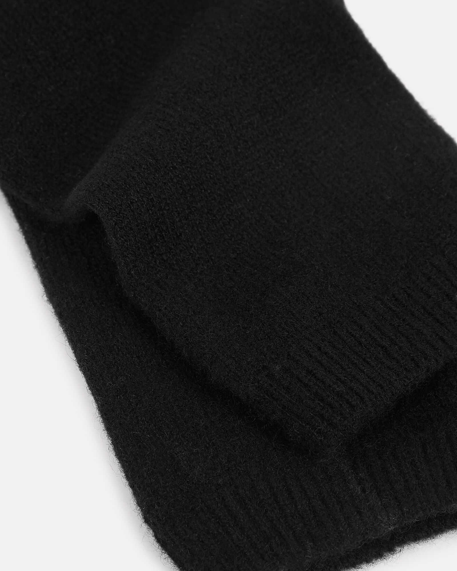 Cashmere Gloves, BLACK, hi-res
