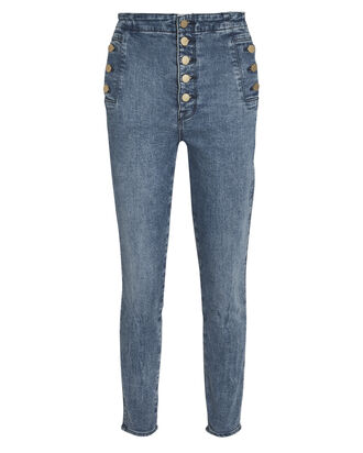 Natasha High-Rise Skinny Jeans, MEDIUM WASH DENIM, hi-res