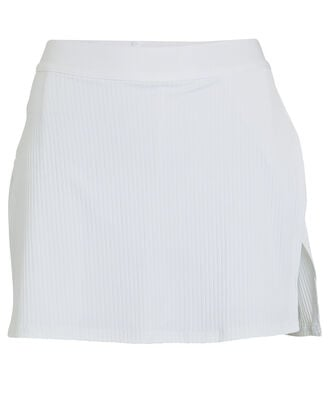 Can't Stop Won't Stop Mini Skirt, WHITE, hi-res