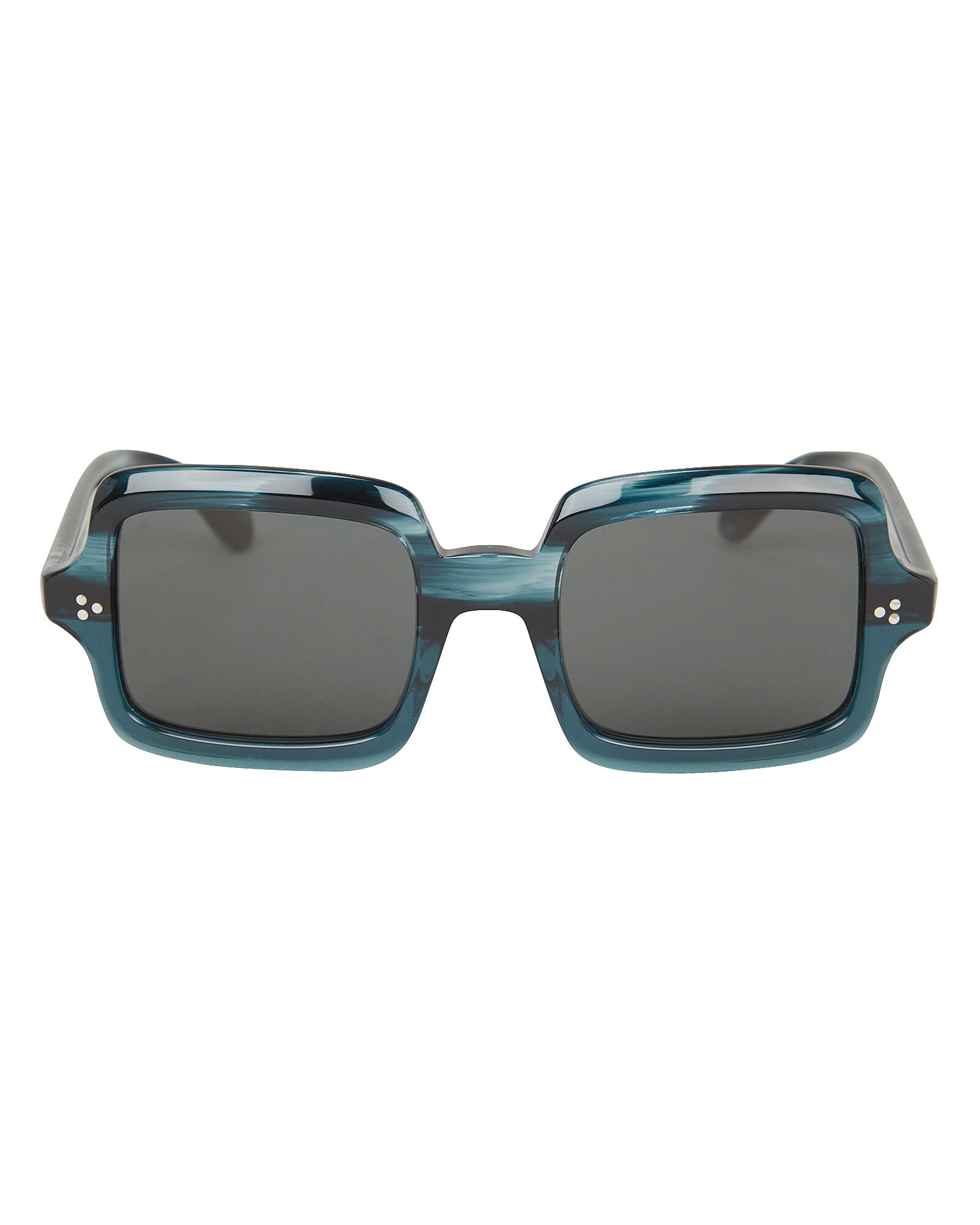 Avri Square Sunglasses, TEAL/GRADIENT, hi-res