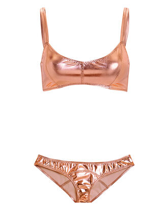 Genevieve Rose Gold Bikini, ROSE GOLD, hi-res
