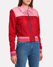 The Dad Track Jacket, RED/PINK, hi-res