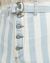 The Charley Belted Jeans, BLUE/WHITE STRIPES, hi-res