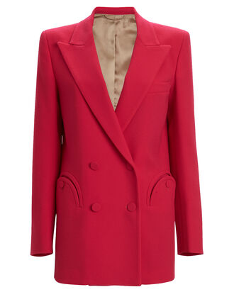 Cool & Easy Everyday Blazer, PINK-DRK, hi-res