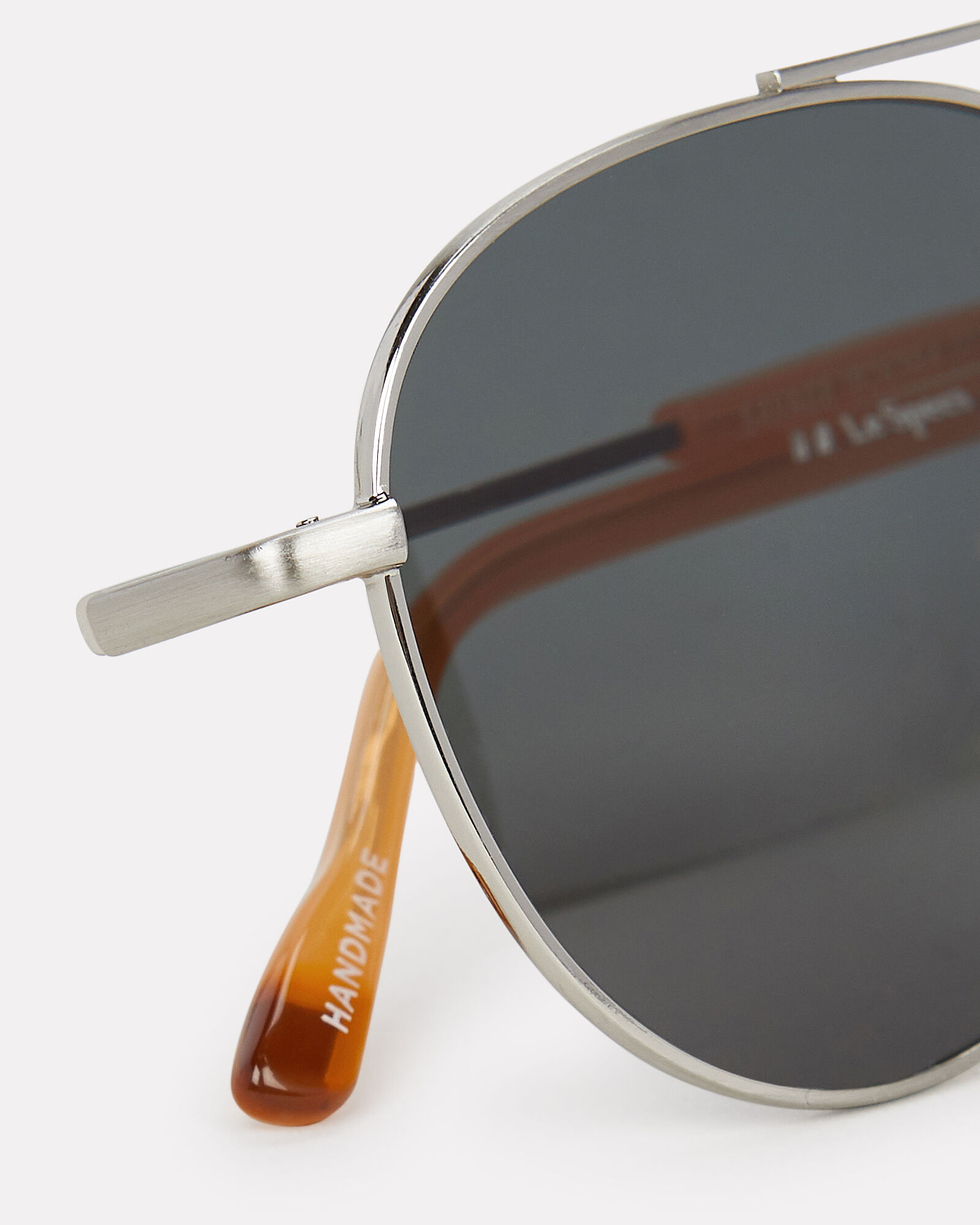 Savage Gold Rim Sunglasses, SILVER, hi-res