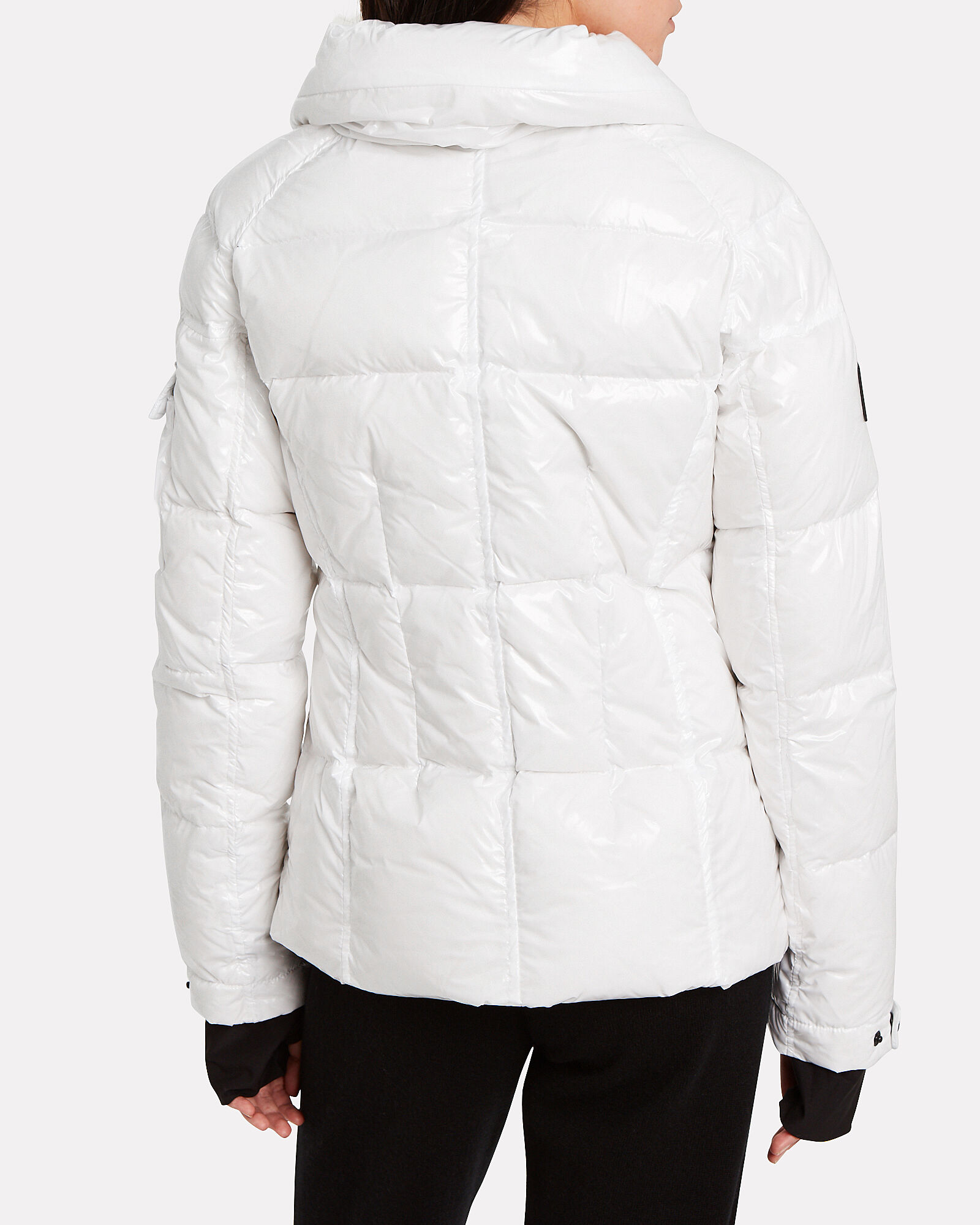 Freestyle Down Puffer Jacket, WHITE, hi-res