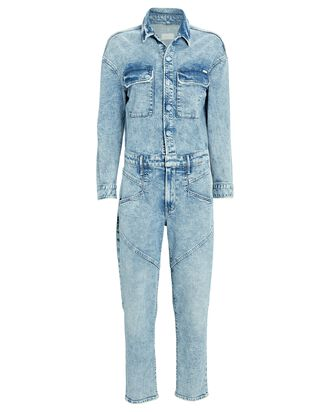 All-In-One Breaker Denim Jumpsuit, OUT WITH THE OLD, IN WITH THE NEW, hi-res