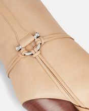Lunder Leather Ankle Boots, BEIGE, hi-res