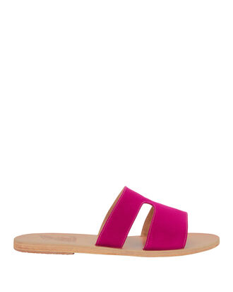 Apteros Cutout Sandals, PINK, hi-res