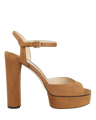 Peachy 125 Sandals, BROWN, hi-res