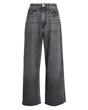 Ruth High-Rise Wide-Leg Jeans, BLACK, hi-res