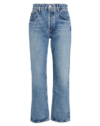 Ripley Straight-Leg Jeans, FADED INDIGO DENIM, hi-res