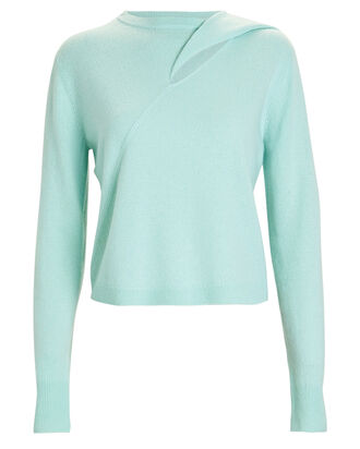 Lawson Crewneck Sweater, MINT, hi-res