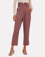 Life After Pleated Trousers, BROWN, hi-res