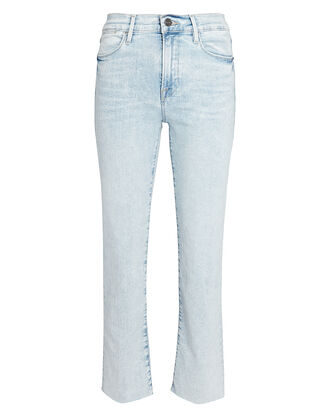 Le High Straight Jeans, DENIM-LT, hi-res