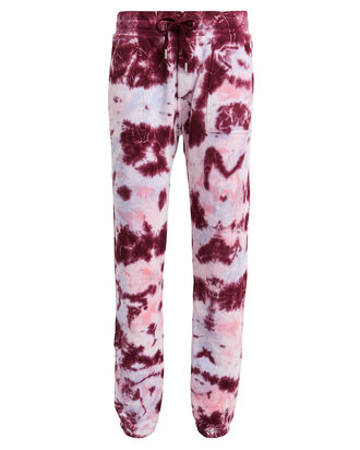 Ozzie Pork Chop Pocket Sweatpants, MAGENTA TIE-DYE, hi-res