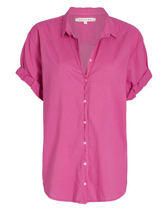 Channing Short Sleeve Button-Down Shirt, , hi-res