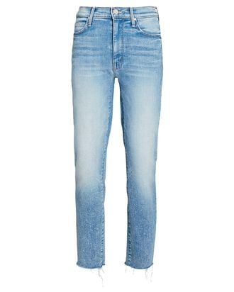 The Looker Ankle Fray Skinny Jeans, DEEP BREATH, hi-res