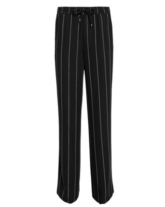 Isabella Pants, BLACK/WHITE, hi-res