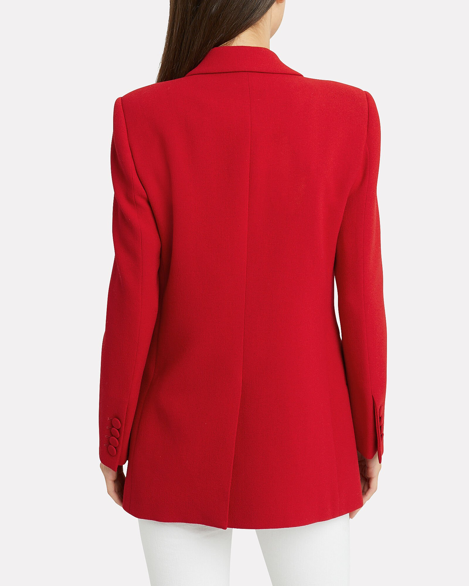 Cool And Easy Red Blazer, RED, hi-res
