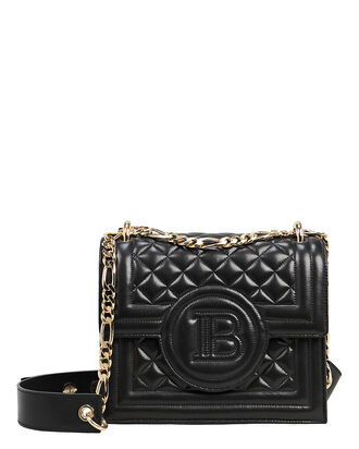 BBag 21 Quilted Crossbody Bag, BLACK, hi-res