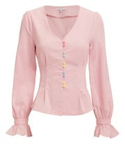 Philippine Blouse, PINK, hi-res
