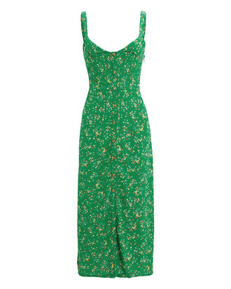Este Sleeveless Midi Dress, MULTI, hi-res
