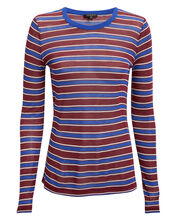 Avery Stripe Top, MULTI, hi-res