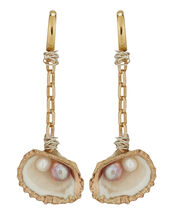 Drop It Like It's Hot Earrings, IVORY, hi-res